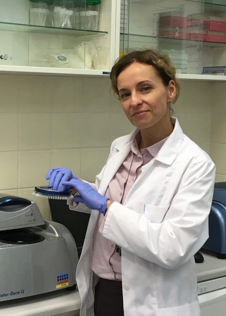 dr n. med. Marta Kaczmarek-Ryś