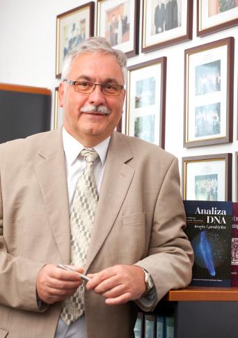 prof. dr hab. n. med. Ryszard Słomski